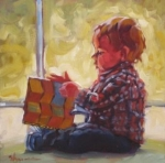 Little Reader - Victoria Shuck