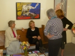 may2012 laurie lyman balmuth reception